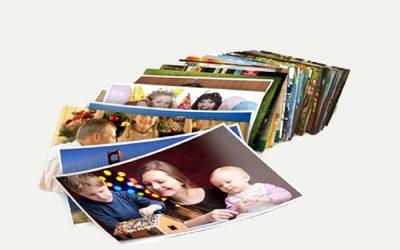 Impressão de Fotos Digitais